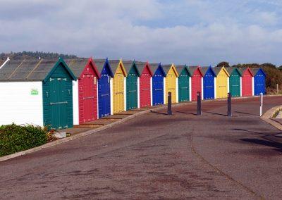Hiške na angleški obali