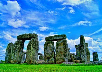 Stonehenge, Anglija